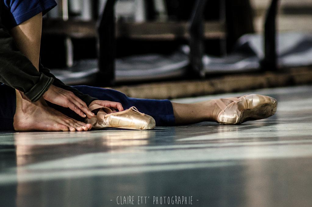 Ballet de l'Opéra de Lyon - Millepied/Forsythe